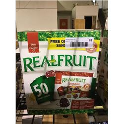 Real Fruit Gummies (600g)