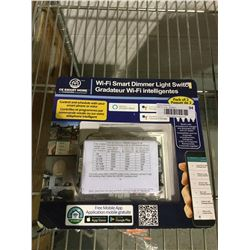 CE Smart Home Wi-Fi Smart Dimmer Light Switch