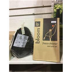 Bloom Fresco Chrome Seat Pad Set