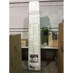 Xpanse Lawson Professional Grade Vinyl Fence Panel Kit (6' x 8')