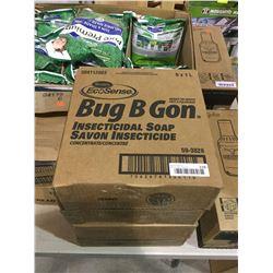 Case of EcoSense Bug B Gone Insecticidal Soap (6 x 1L)