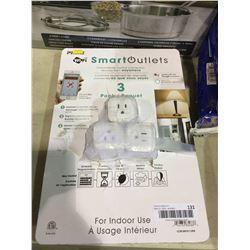 Prime Smart Outlets 3-Pack