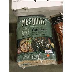 Traeger Pellet Grills - Mesquite Pure Hardwood Pellets - (20lbs)