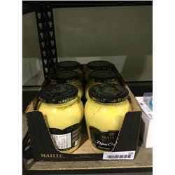 Case ofMailleDijon Mustard (6 x 800mL)