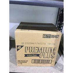 Case of Premium Plus Salted Top Crackers (1.7kg)