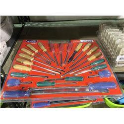 American Favorite Tools 22-Piece Screwdriver Set