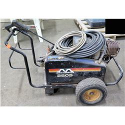 Mi-T-M Corporation 2505 Portable High Power Pressure Washer & Hose