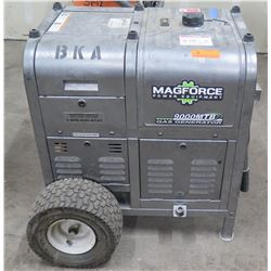 Magforce Power Equipment 9000MTB Portable 60Hz Generator (works, low hours)
