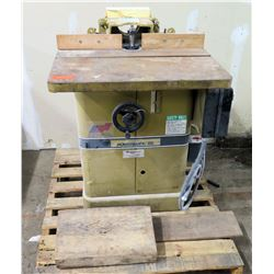 Powermatic III Heavy Duty Shaper Model 26 - Low Hours