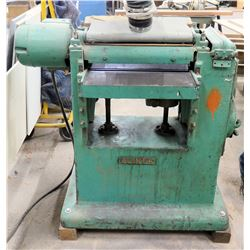 Cutler-Hammer Oliver CT Wood Planer, 3 Phase 60 Cycle