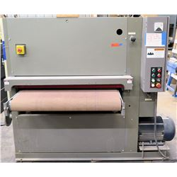 AEM Abrasive Engineering Manufacturing Belt Finisher / Sander