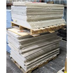 "Qty 2 Pallets 5/8"" Cement Board - Various sizes"
