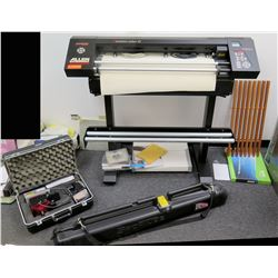 Laser Products LT55 Templator - Allen Template Maker 30
