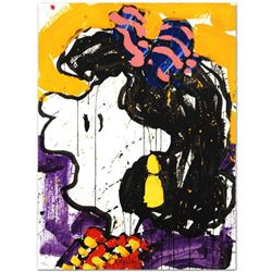 """Glam Slam"" Limited Edition Hand Pulled Original Lithograph by Renowned Charles Schulz Protege, Tom"