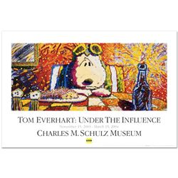 """Last Supper"" Fine Art Poster by Renowned Charles Schulz Protege Tom Everhart."