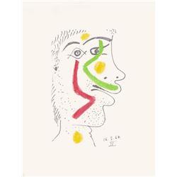 """Pablo Picasso- Lithograph """"Le Gout du Bonheur 11"""""""