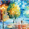 """Image 2 : Leonid Afremov (1955-2019) """"Expansive Canopy"""" Limited Edition Giclee on Canvas, Numbered and Signed."""
