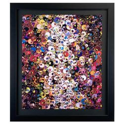 "Takashi Murakami, ""I Do not Rule My Own Dreams. My Dreams Rule Me."" Framed Limited Edition Lithograp"