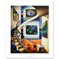 """Eye of a Master"" Limited Edition Giclee on Canvas by Ferjo, Numbered and Hand Signed by the Artist."