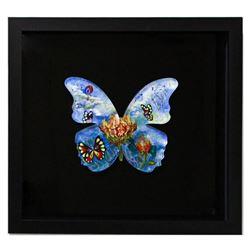 """Eugene Poliarush- Original Acrylic Painting on Acrylic """"Freedom"""""""