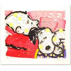 "Tom Everhart- Hand Pulled Original Lithograph ""Mellow Jello 2000"""