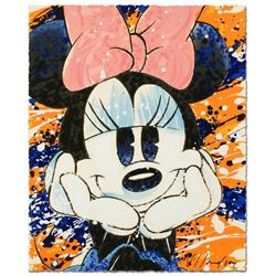 """Happy Daze"" Disney Limited Edition Serigraph by David Willardson, Numbered and Hand Signed with Cer"