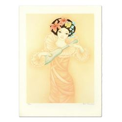 "Mara Tranlong, ""Ukelela"" Limited Edition Lithograph, Numbered and Hand Signed."
