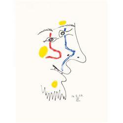 """Pablo Picasso- Lithograph """"Le Gout du Bonheur 13"""""""