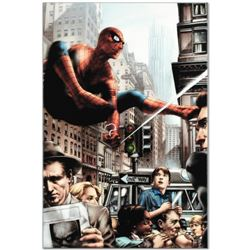 "Marvel Comics ""Marvels: Eye of the Camera #2"" Numbered Limited Edition Giclee on Canvas by Jay Anacl"