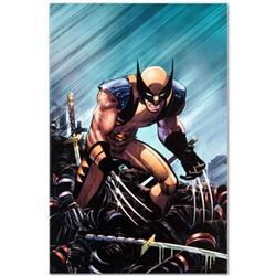 "Marvel Comics ""Wolverine: Enemy of the State MGC #20"" Numbered Limited Edition Giclee on Canvas by J"