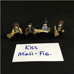 LEGO MINIFIGURES (KISS)
