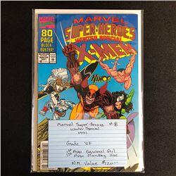 MARVEL SUPER-HEROES #8 (MARVEL COMICS) 1991 WINTER SPECIAL