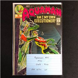 AQUAMAN #54 (DC COMICS) 1970