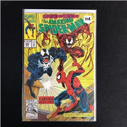 THE AMAZING SPIDER-MAN #362 (MARVEL COMICS)