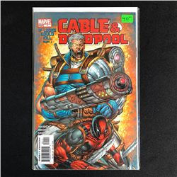CABLE & DEADPOOL #1 (MARVEL COMICS)