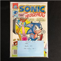 SONIC #0 (ARCHIE ADVENTURE SERIES) 1993