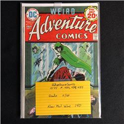 ADVENTURE COMICS BOOK LOT #434, 437, 439 (DC COMICS) 1975