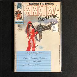 ELEKTRA: ASSASSIN #1-8 SET (FOREIGN EDITION: PORTUGAL)