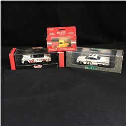 NEW IN BOX DIE CAST CAR LOT