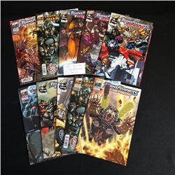 SUPERHERO COMIC BOOK LOT