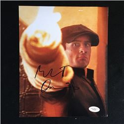 ROBERT DeNIRO SIGNED 8 X 10 COLOR PHOTO (JSA COA)