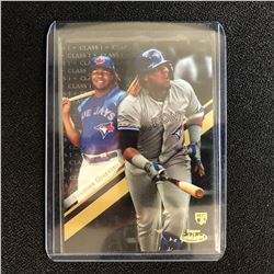 2019 TOPPS GOLD LABEL RC VLAD GUERRERO JR.