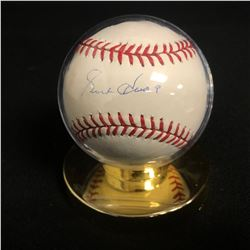 GORDIE HOWE SIGNED RAWLINGS BASEBALL (PSA/DNA COA)