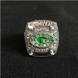 GREEN BAY PACKERS REPLICA CHAMPIONSHIP RING (AARON RODGERS)