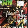 Image 2 : TODD MCFARLANE SIGNED LTD EDITION SPAWN HOT WHEELS