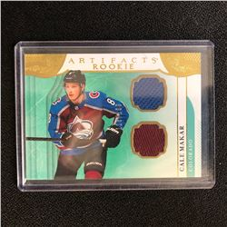2019 UD ARTIFACTS ROOKIE PATCH CALE MAKAR