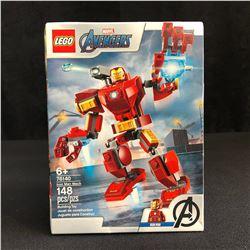 LEGO 76140 IRONMAN MECH SEALED