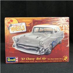 SEALED REVELL 1957 CHEVY BEL AIR MODEL