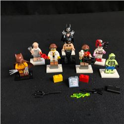 LEGO MINI FIGURES LOT