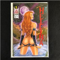 1997 HELLINA PIN-UP SPECIAL -NUDE B- (LIGHTNING COMICS)